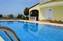 Villa in a neat residential complex – Alanya