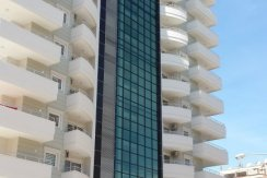 For sale an apartment in a downtown residential complex, — Mahmutlar