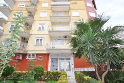 1+1 апартаменты при отеле в центре Алании.