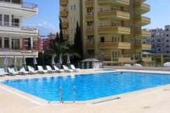 40 apartments in 2-block residence complex – Mahmutlar