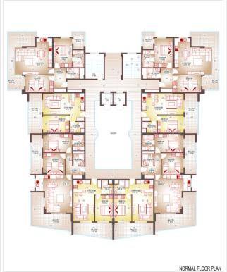 Plan normal floor