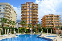 Penthouse in the centre of Mahmutlar town/Alanya