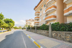 2+1 full furnished apartments in Pamfilia Residence