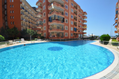 Beachfront apartment for sale – Mahmutlar