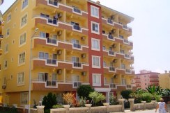 A 2+1 apartment In Alanya, Mahmutlar