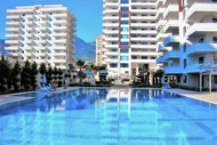Новый дуплекс у самого моря в р-не Алании. Купите недвижимость в Турции — 50 метров до моря.