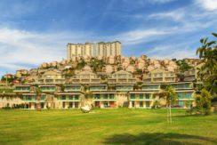 Апартаменты 2+1 в 5***** развлекательном гостиничном комплексе Gold City