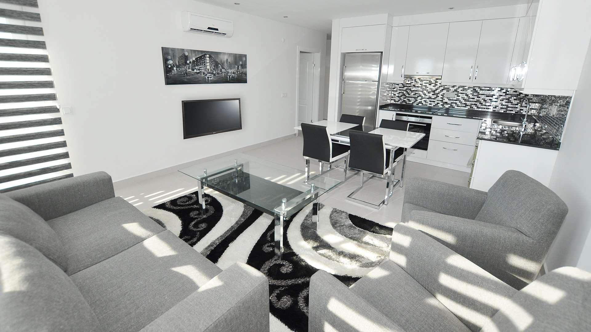 2+1 новые апартаменты напрямую от инвестора, срочная продажа, цена 49.900 евро.