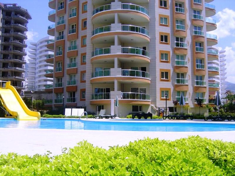2+1 апартаменты в клубном ЖК Памфилия Резиденс (Pamfilia Residence) 55.000 евро