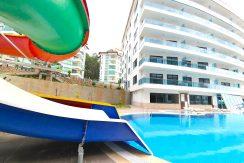 Элитный проект Platinum Aqua Resort класса люкс на берегу Средиземного моря Турции, Алания.