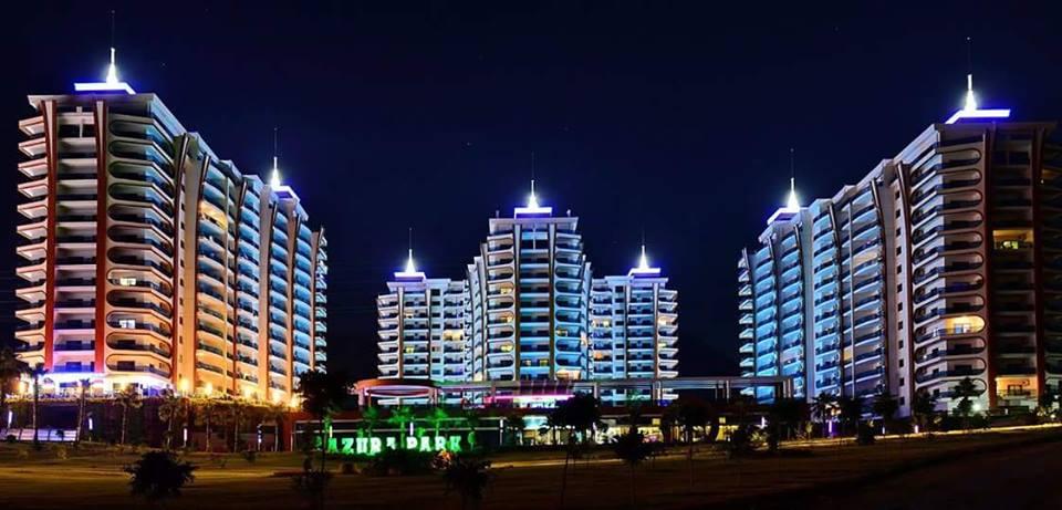 1+1 апартаменты в ЖК Azura Park, стоимостью 55 000 евро