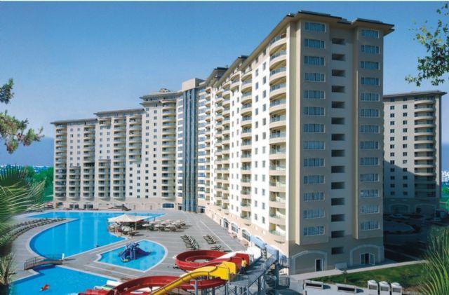2+1 апартаменты в ЖК Gold City, стоимостью 79 000 евро