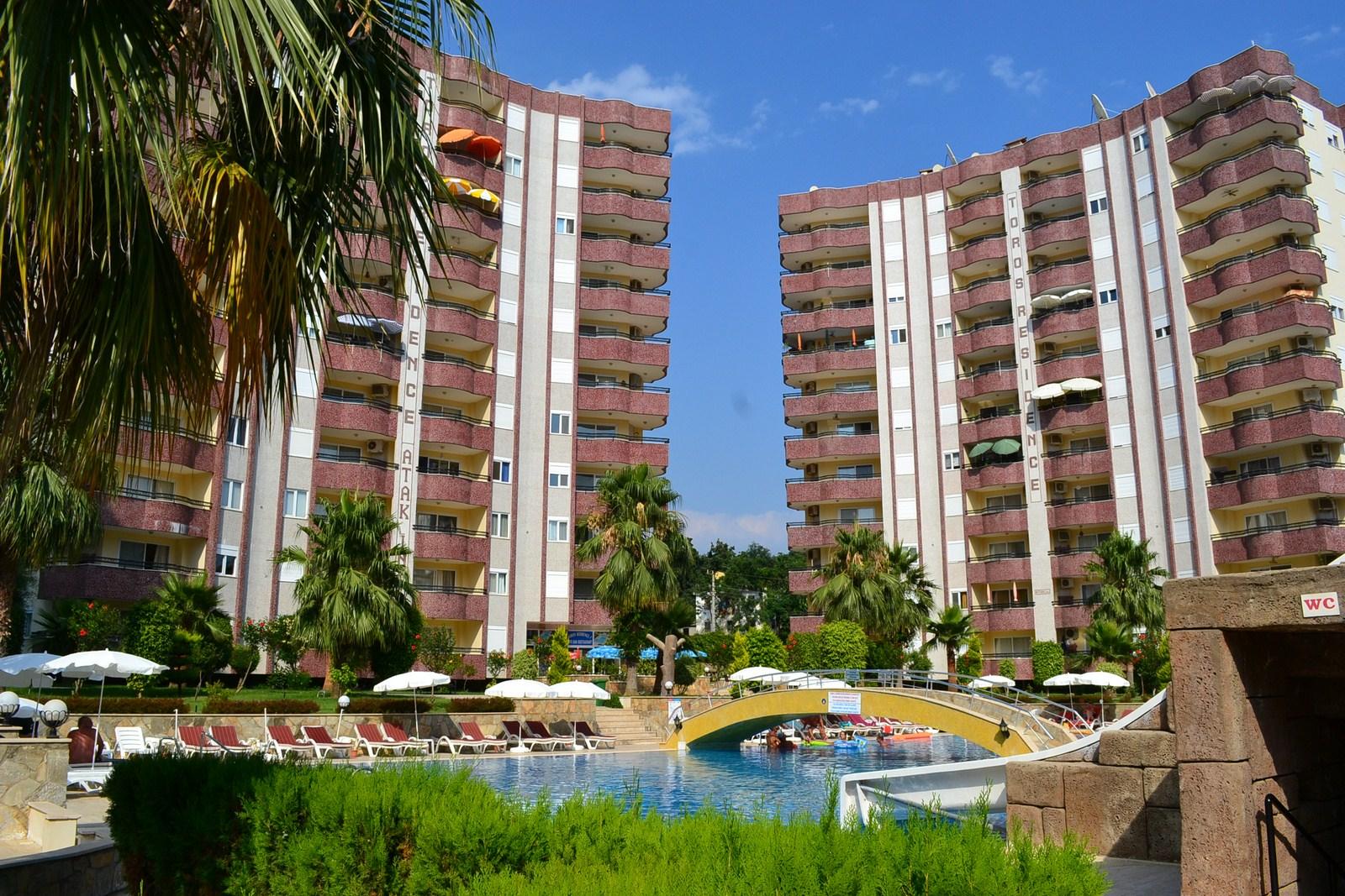 апартаменты 2+1 в ЖК Toros 1, стоимостью 55000 евро