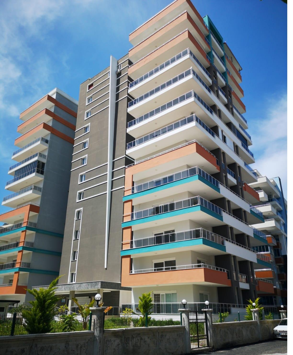 апартаменты 1+1 в ЖК Tezel4, стоимостью 40 000 евро