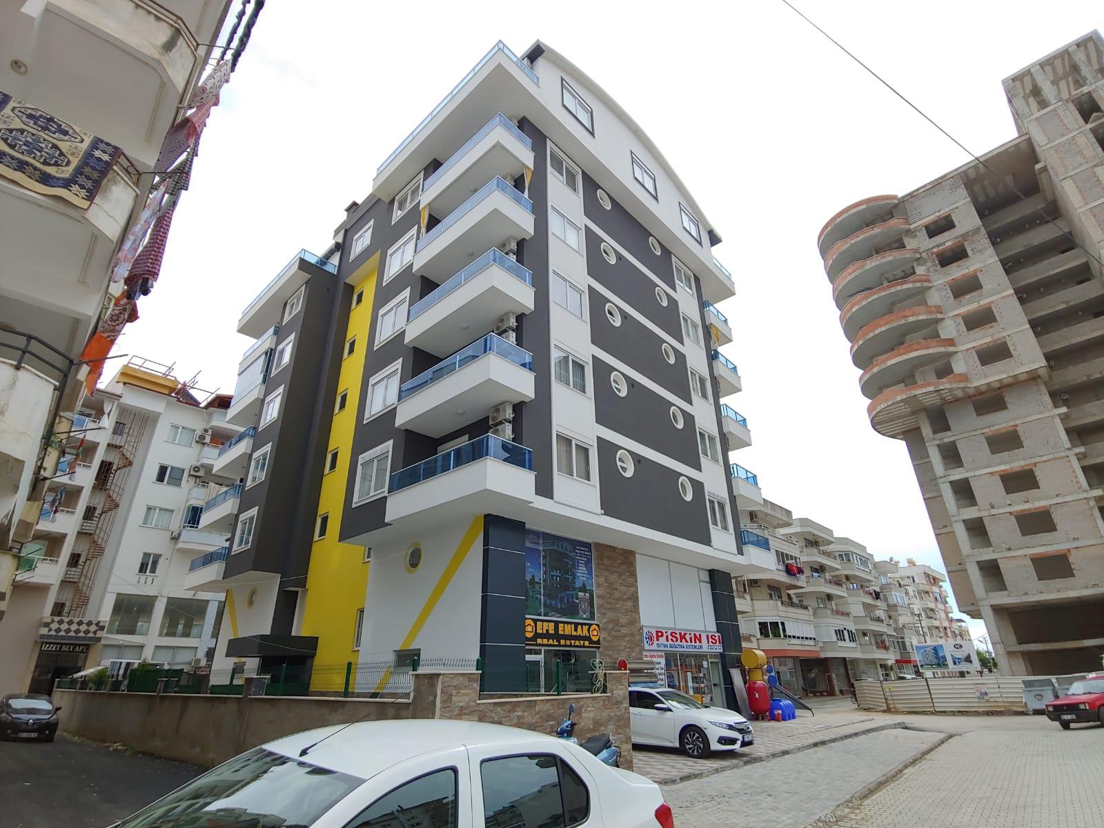 апартаменты 1+1 на улице Барбарос, стоимостью 38500 евро
