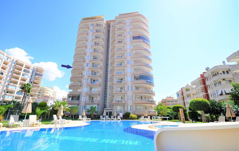 апартаменты 2+1 в ЖК Euro 6, стоимостью 66 0000 евро