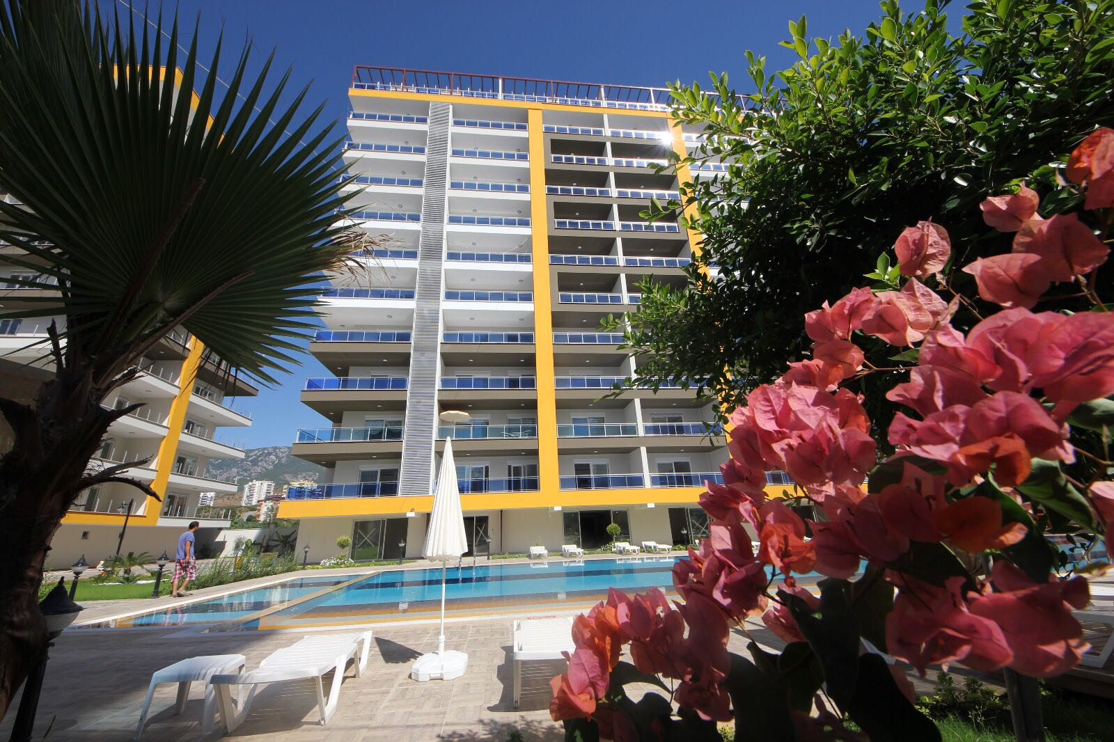 апартаменты 2+1 в ЖК Golden Sun Deluxe, стоимостью 80 000 евро