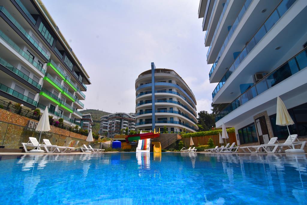 апартаменты 1+1 в ЖК Platinum Aqua, стоимостью 39.000 евро