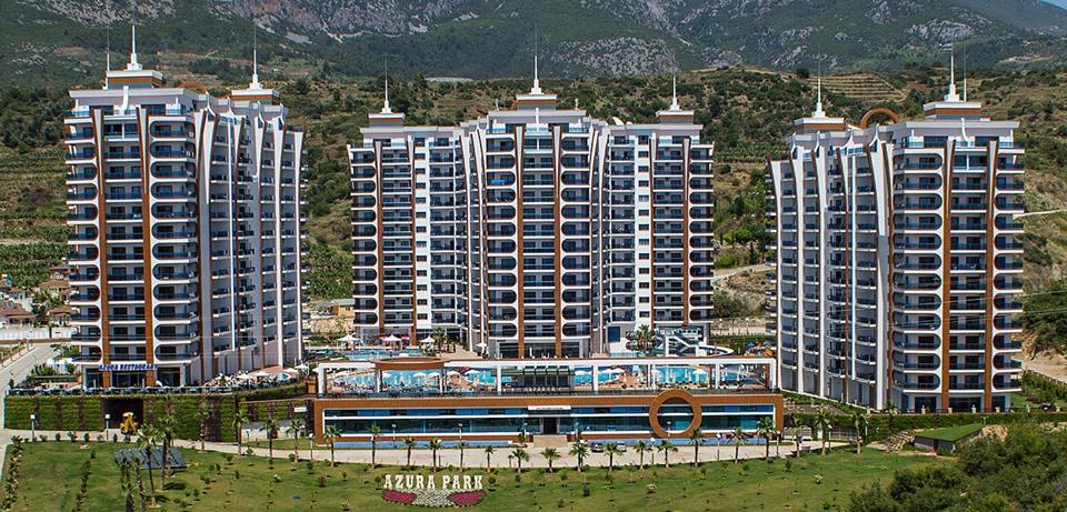 апартаменты 3+1 в ЖК Azura Park, стоимостью 130.000 евро