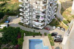 апартаменты 2+1 в ЖК Atlantis, стоимостью 47.000 евро