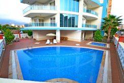 апартаменты 1+1 в ЖК Yagmur, стоимостью 35000 евро