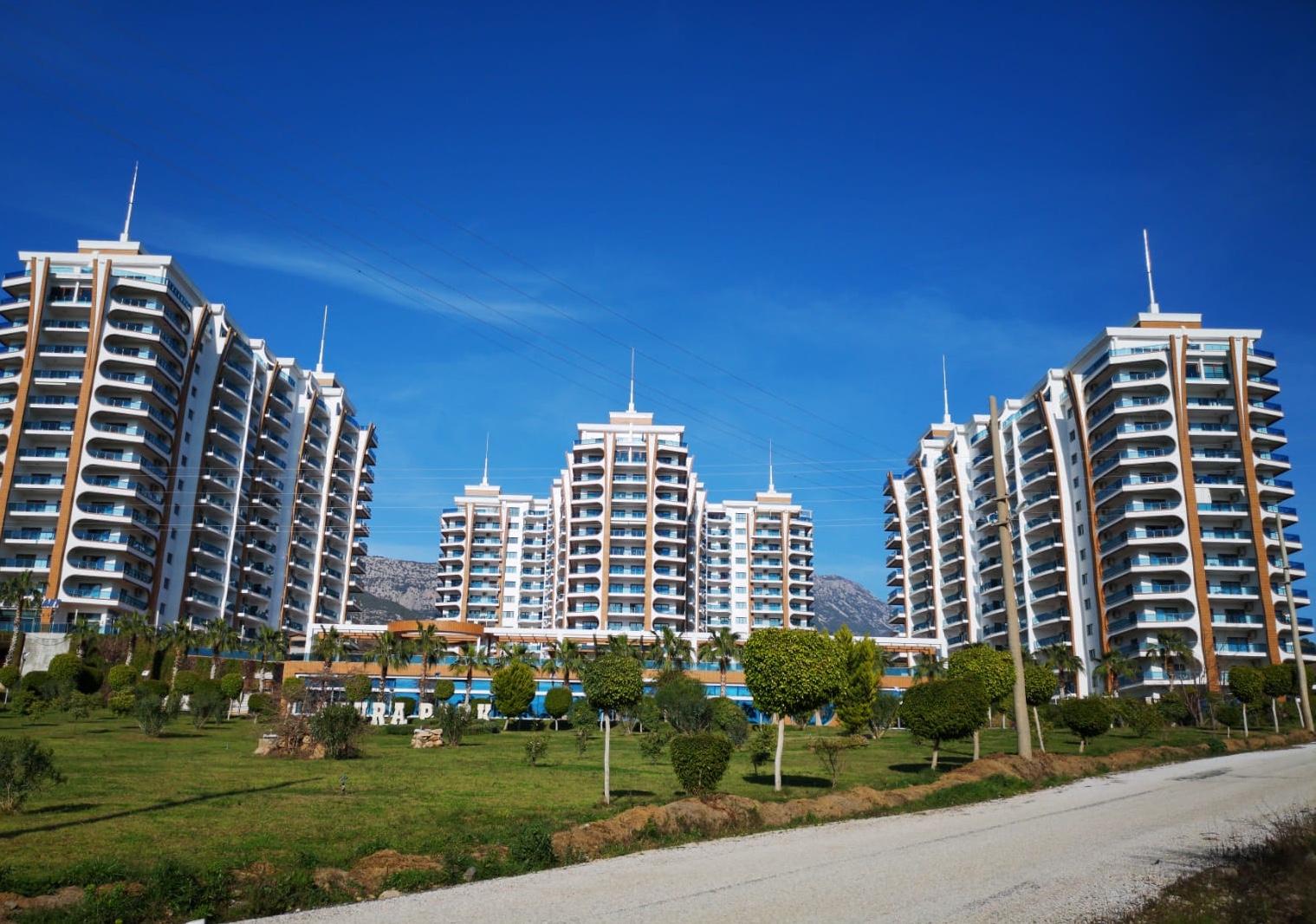 апартаменты 1+0 в ЖК Azura Park Residence