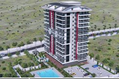 апартаменты 2+1 в строящемся объекте Kale Tower, стоимостью от 50. 000 евро
