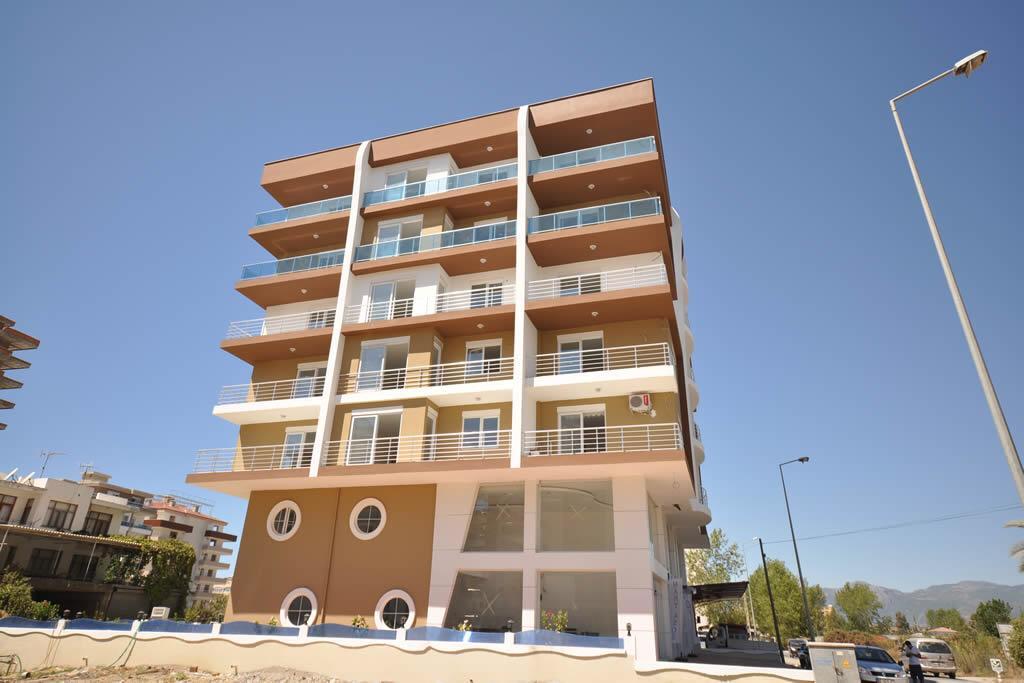 апартаменты 1+1 в ЖК Mary Tower, стоимостью 34 000 евро