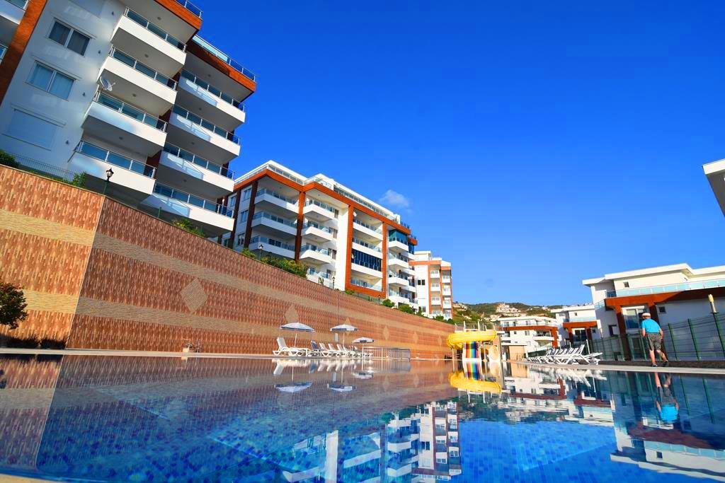 апартаменты 2+1 в ЖК Granada residence, стоимостью 82.000 евро