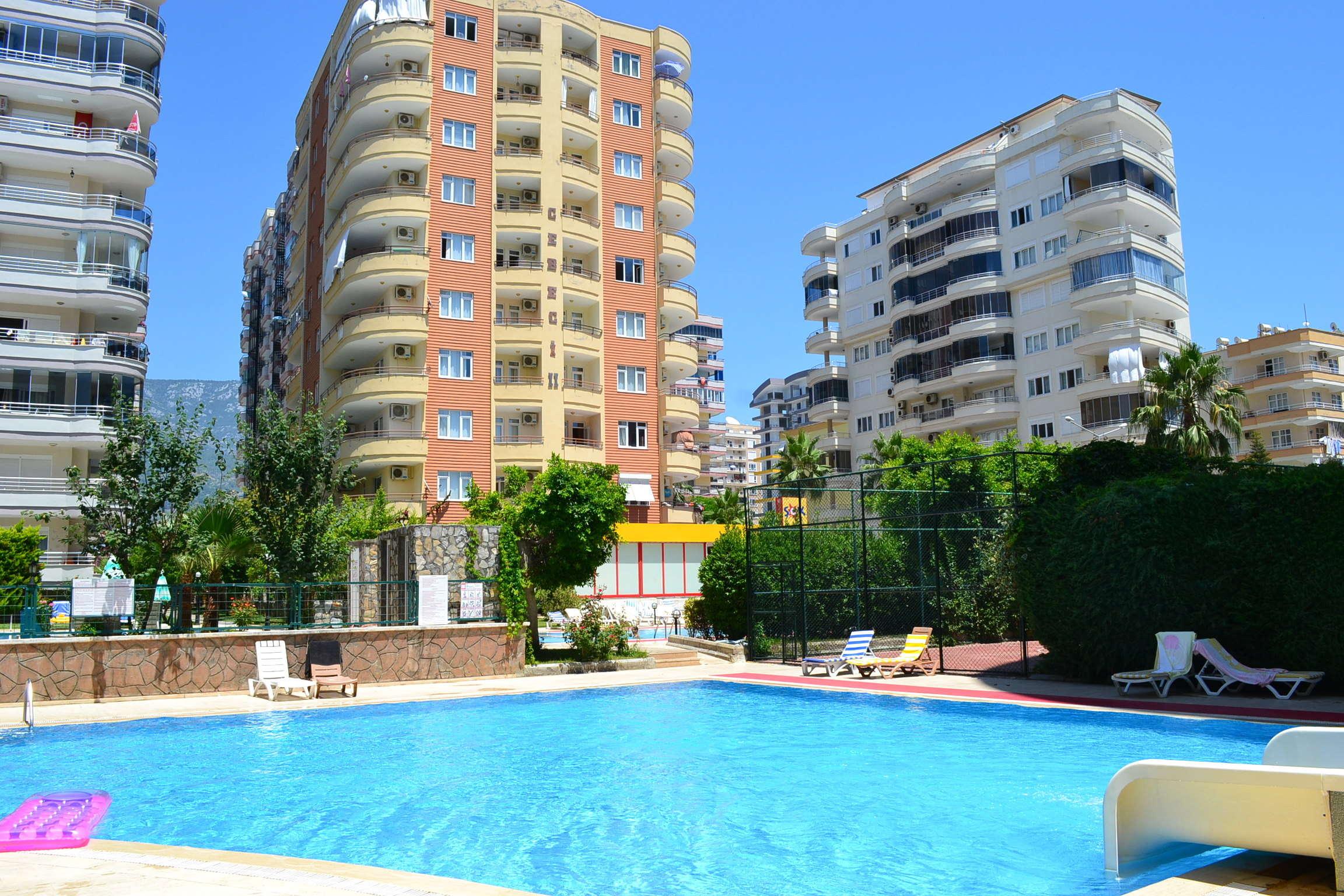 апартаменты 2+1 в ЖК Cebeci, стоимостью 63.000 евро