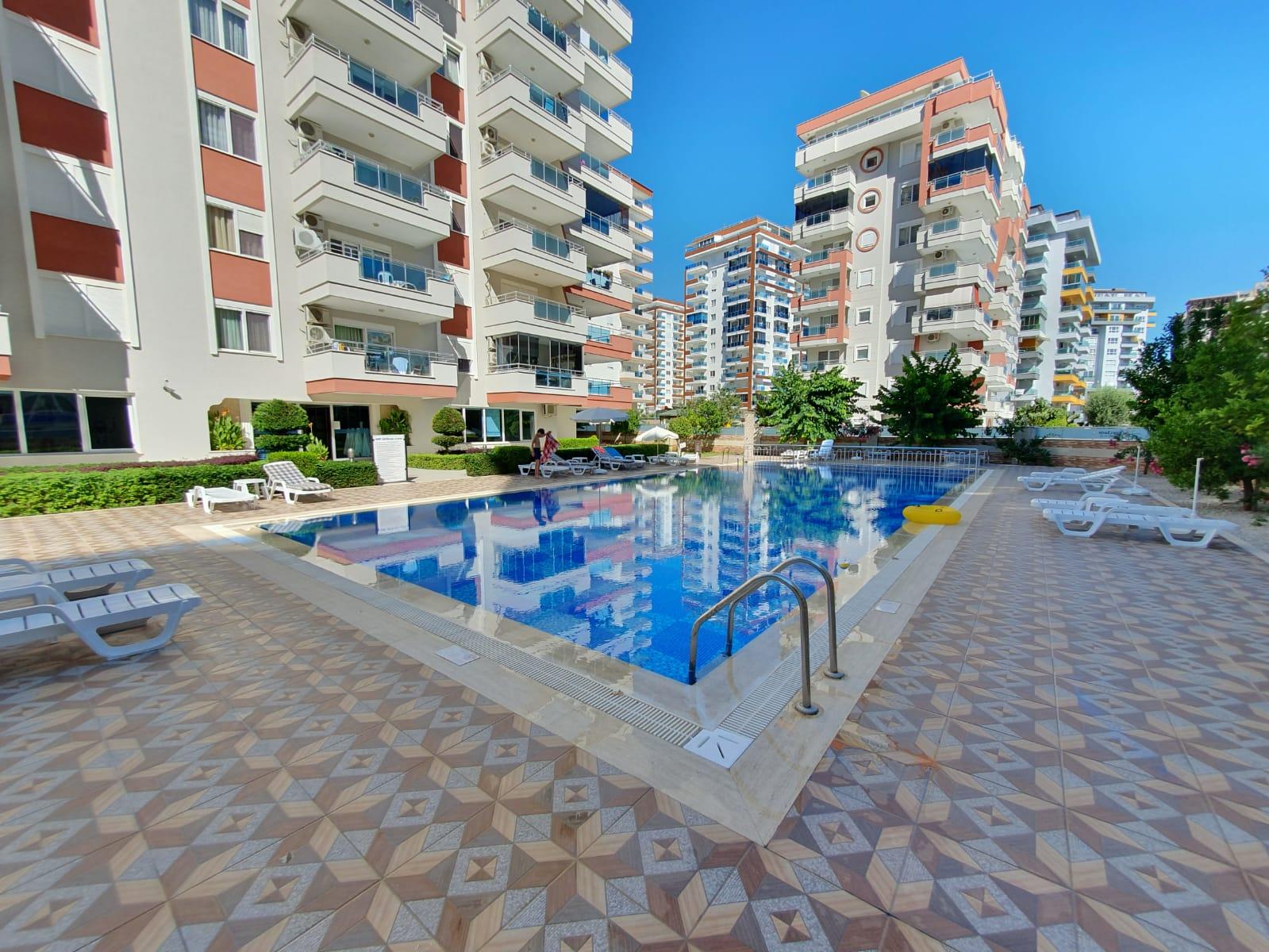 апартаменты 1+1 в ЖК Euro Residence 15, стоимостью 45.000 евро