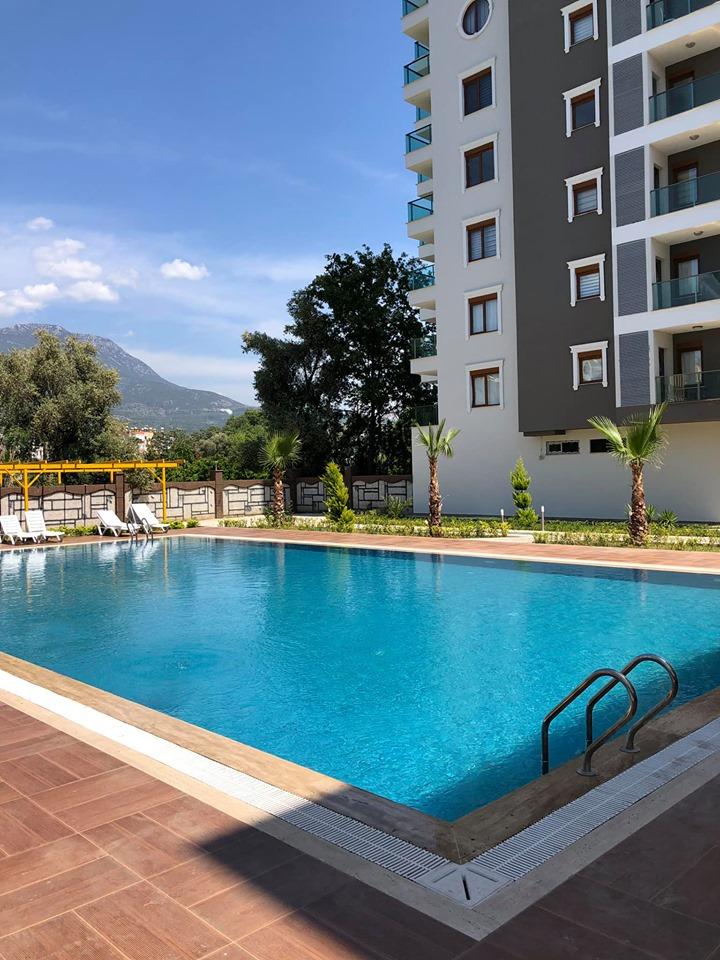 апартаменты 1+1 в Hayat residence, стоимостью 45.000 евро
