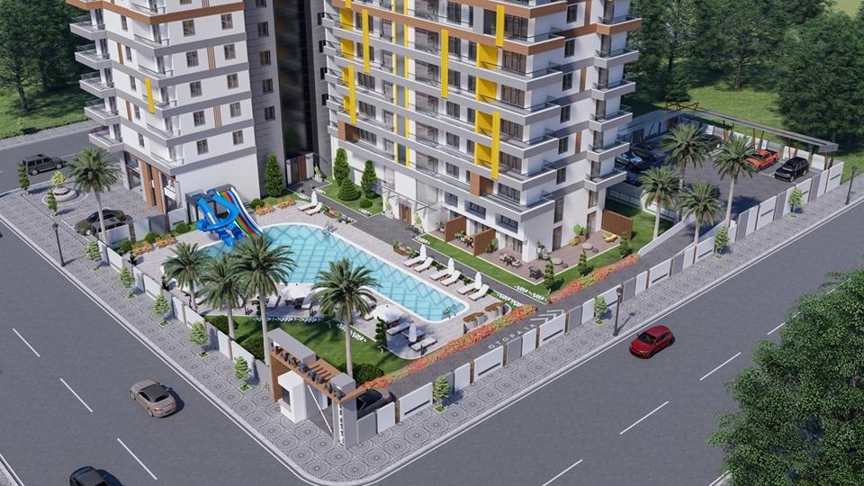 апартаменты в строящемся ЖК Euro21, стоимостью от 60.000 евро