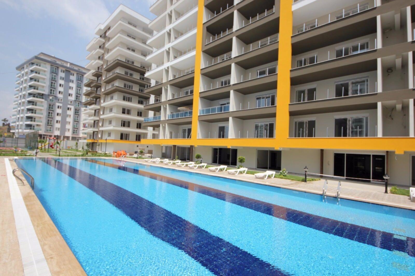 апартаменты 2+1 в ЖК Gold Sun Deluxe, стоимостью 77.000 евро