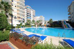 апартаменты 2+1 на первой линии в ЖК Cebeci 8, стоимостью 116.000 евро
