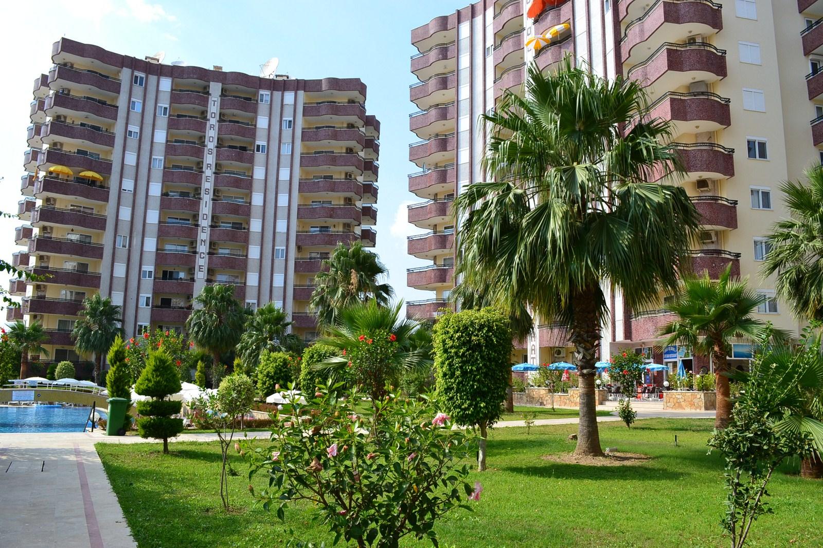 апартаменты 2+1 в ЖК Toros, стоимостью 63.000 евро