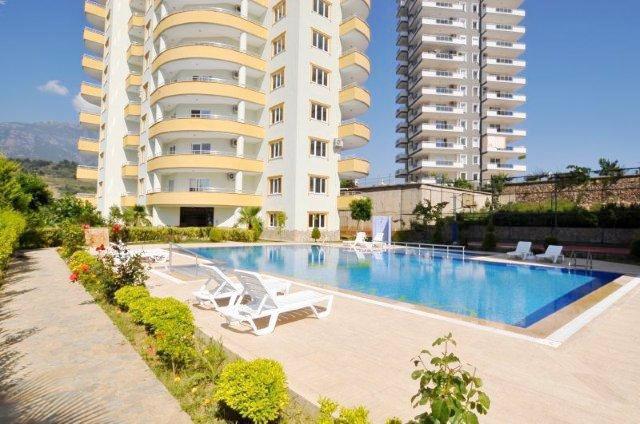 апартаменты 2+1 в ЖК Sultan Hills, стоимостью 45.000 евро