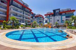 апартаменты 2+1 в Kestel Residence, стоимостью 80.000 евро