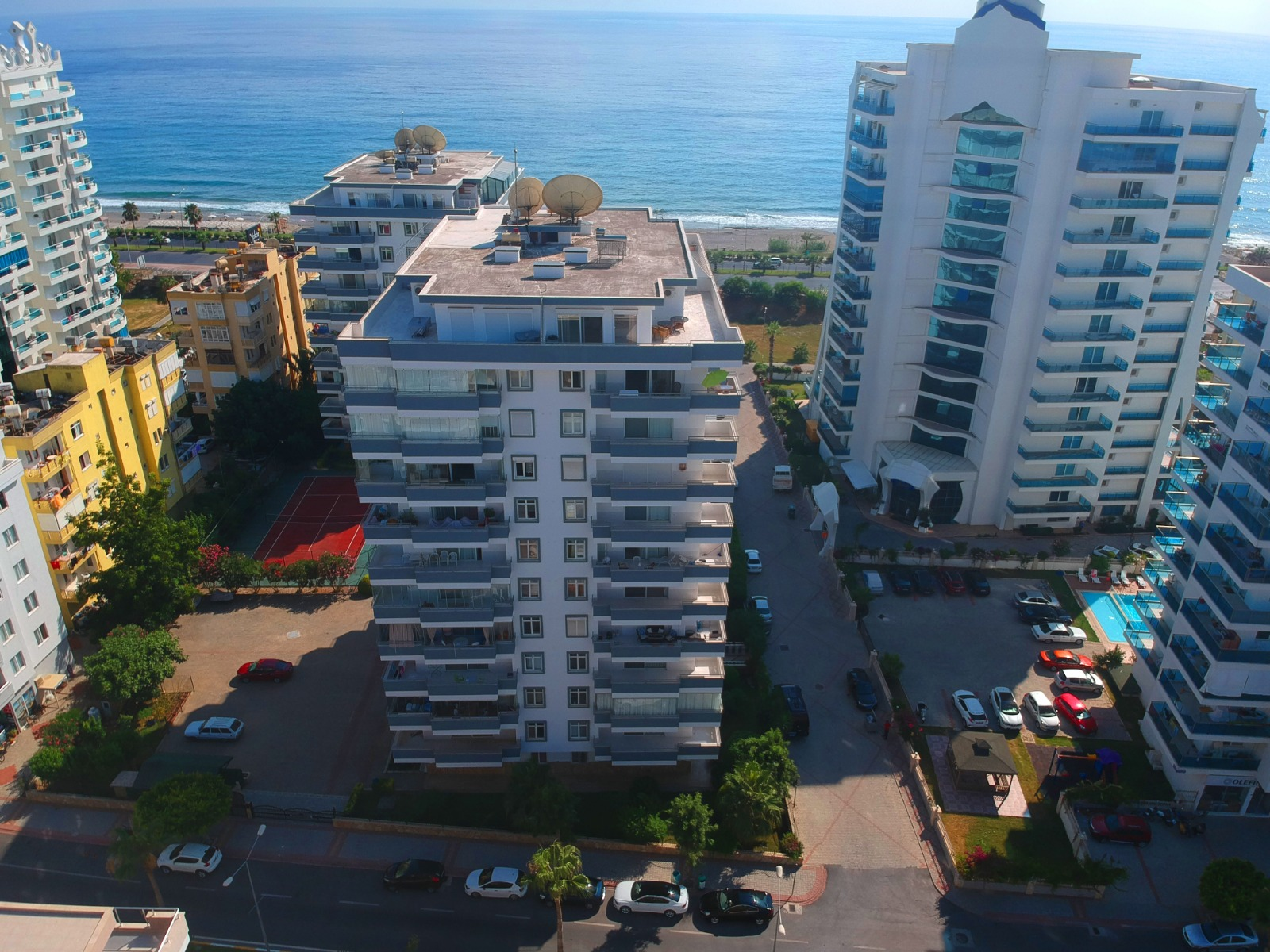 апартаменты 2+1 в ЖК Euro Residence, стоимостью 75.000 евро