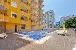 апартаменты 2+1 в ЖК Gold Sun, стоимостью 63.000 евро