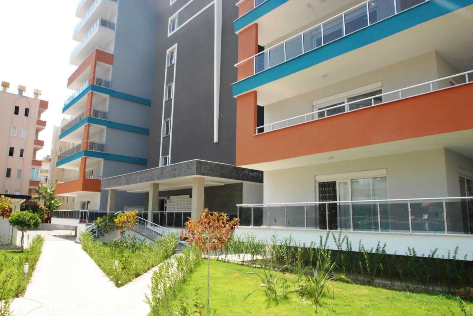 апартаменты 1+1 в ЖК Tezel, стоимостью 45.000 евро