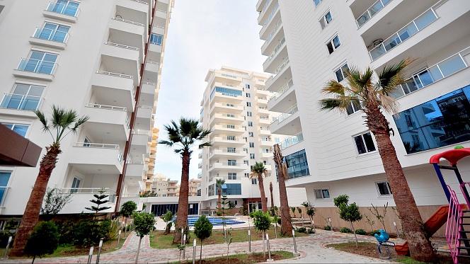апартаменты 3+1 в ЖК Cakir, стоимостью 88.000 евро